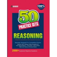 50 Practice Sets Reasoning