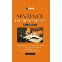 Sentence Improvement English Edition