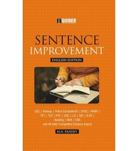 Sentence Improvement English Edition