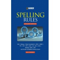 Spelling Rules English Edition