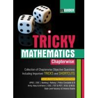 Tricky Mathematics Chapterwise English
