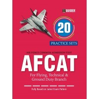 AFCAT 20 Practice Sets