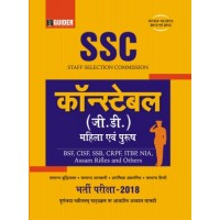 SSC Constable GD Exam 2018 H Guide