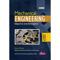 Mechanical Engineering 2640 Plus Questions Objective and Descriptive English