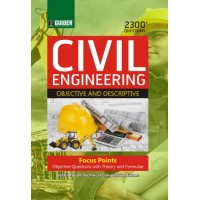 Civil Engineering Objective and Descriptive 2300 Plus Questions English