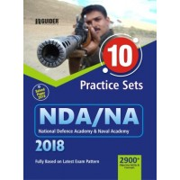 NDA-NA Practice Sets and Solved Papers Guide Exam 2018 English