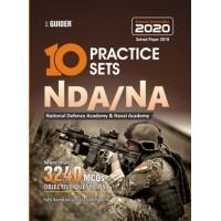 NDA/NA 10 Practice Sets Entrance Exam 2020 English