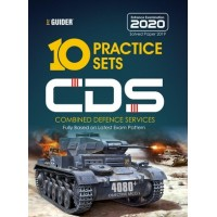 CDS 10 Practice Sets Entrance Exam 2020 English