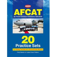 AFCAT 20 Practice Sets 2020 English